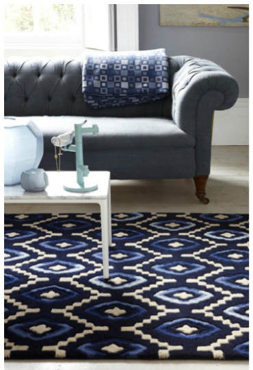 ROCKETT ST GEORGE RUG
