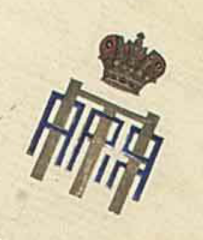 Russian Imperial Monogram 2